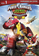 Power Rangers Dino Super Charge: Roar - Vol. 1 Movie