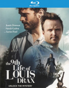 9th Life Of Louis Drax, The (Blu-ray + UltraViolet) Blu-ray
