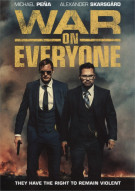 War On Everyone Movie