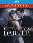 Fifty Shades Darker (Blu-ray + DVD + UltraViolet) Blu-ray