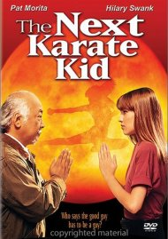 Next Karate Kid, The Movie