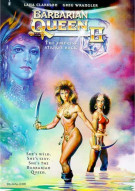 Barbarian Queen II: The Empress Strikes Back Movie