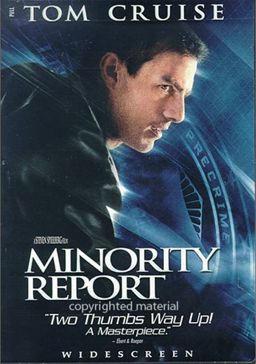 Minority Report (Widescreen) Movie