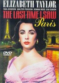 Last Time I Saw Paris, The (Alpha) Movie