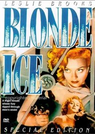 Blonde Ice: Special Edition Movie