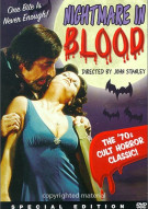 Nightmare In Blood Movie
