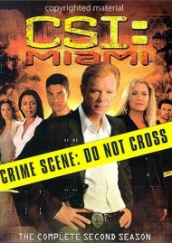 CSI: Miami - The Complete Second Season Movie