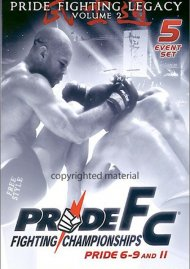 Pride FC: Pride Fighting Legacy - Volume 2 Movie