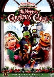 Muppet Christmas Carol, The (20th Anniversary Edition) Movie