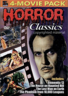 Horror Classics 4 Pack Vol. 2 Movie