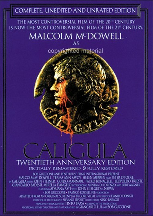 Caligula: Complete Unedited, Unrated Version Movie