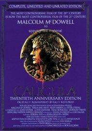 Caligula: Complete Unedited, Unrated Version (1979) SC Icon