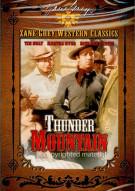 Thunder Mountain Movie