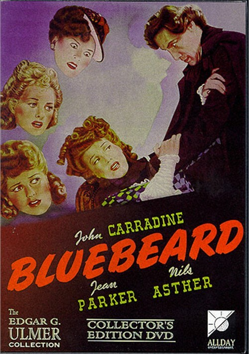 Bluebeard: The Edgar G. Ulmer Collection #2 Movie