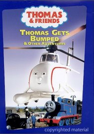 Thomas: Thomas Gets Bumped Movie