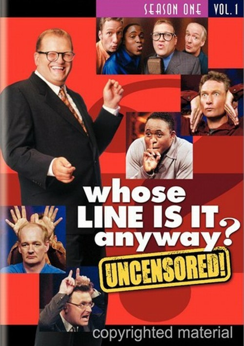 Whose Line Is It Anyway: Season One - Volume 1 (Uncensored) Movie