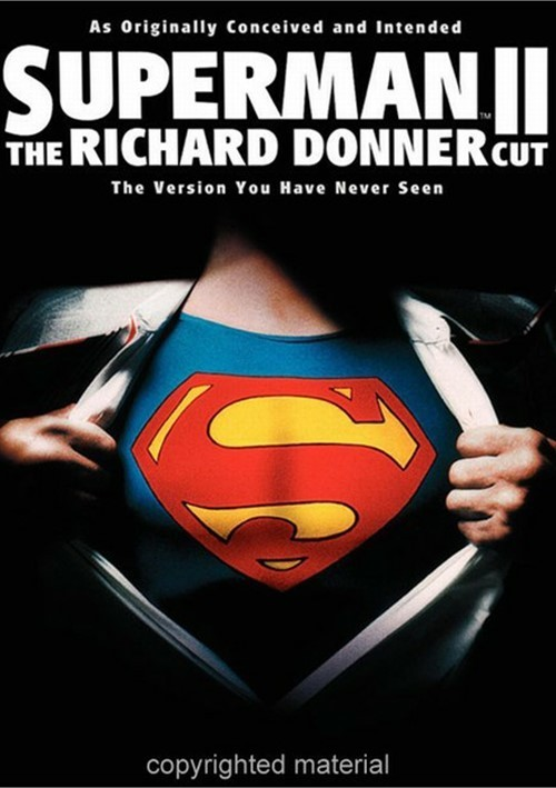 Superman II: The Richard Donner Cut Movie
