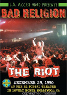 Bad Religion: The Riot - Special Edition Movie