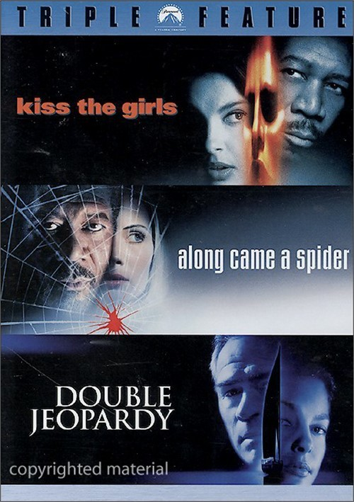 Edge Of Your Seat Collection (Triple Feature) Movie