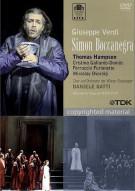Verdi: Simon Boccanegra Movie