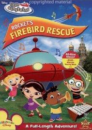 Little Einsteins: Rockets Firebird Rescue Movie