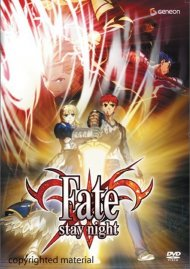 Fate / Stay Night: Volume 6 - The Holy Grail (Limited Edition) Movie