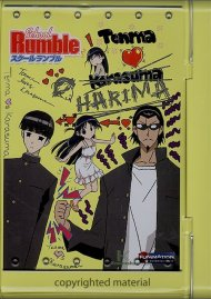 School Rumble Starter Set Movie