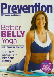 Prevention Fitness Systems: Better Belly Yoga Movie