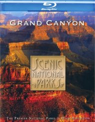 Scenic National Parks: Grand Canyon Blu-ray