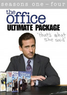 Office, The: Seasons 1 - 4 (American Series) Movie