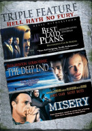 Best Laid Plans / The Deep End / Misery (Triple Feature) Movie