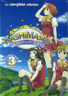 Kashimashi: Collection - Volumes 1-3 Movie