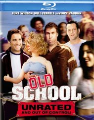 Old School: Unrated Blu-ray