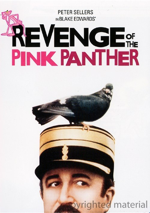 Revenge Of The Pink Panther Movie