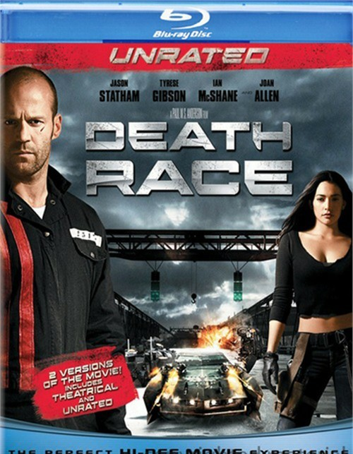 Death Race: Unrated Blu-ray