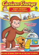 Curious George: Robot Monkey And More Great Gadgets! Movie