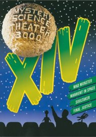 Mystery Science Theater 3000 Collection: Volume 14 Movie