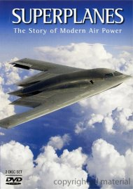 Superplanes: The Story Of Modern Air Power - Box Set Movie