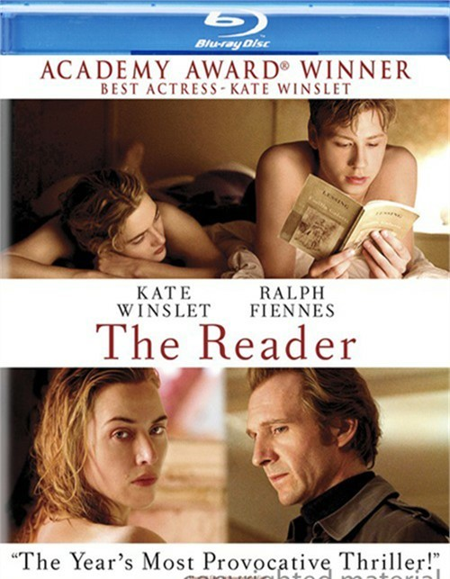 Reader, The Blu-ray