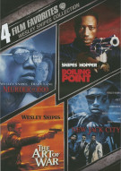 4 Film Favorites: Wesley Snipes Collection Movie