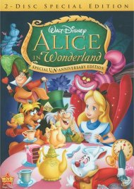 Alice In Wonderland: Special Un-Anniversary Edition Movie