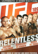 UFC 109: Relentless Movie