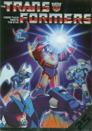 Transformers: Seasons Three And Four Movie