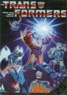 Transformers: Seasons Three And Four Movie