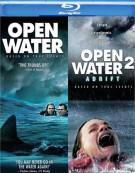 Open Water / Open Water 2: Adrift (Double Feature) Blu-ray
