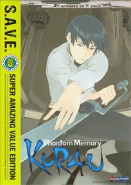Kurau Phantom Memory: The Complete Series Movie