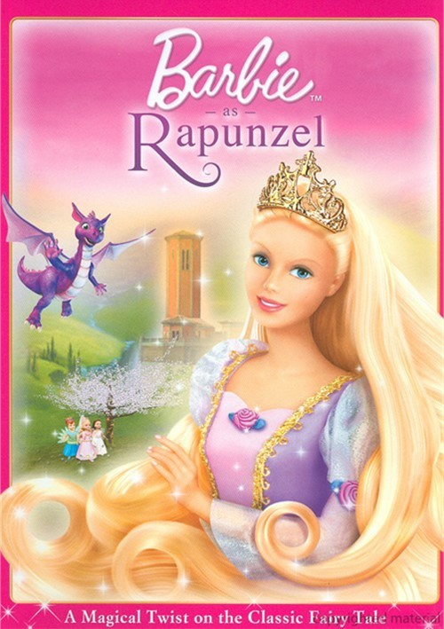 Barbie As Rapunzel Movie