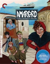 Amarcord: The Criterion Collection Blu-ray