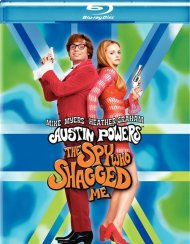 Austin Powers: The Spy Who Shagged Me Blu-ray