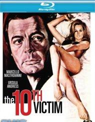 10th Victim, The Blu-ray